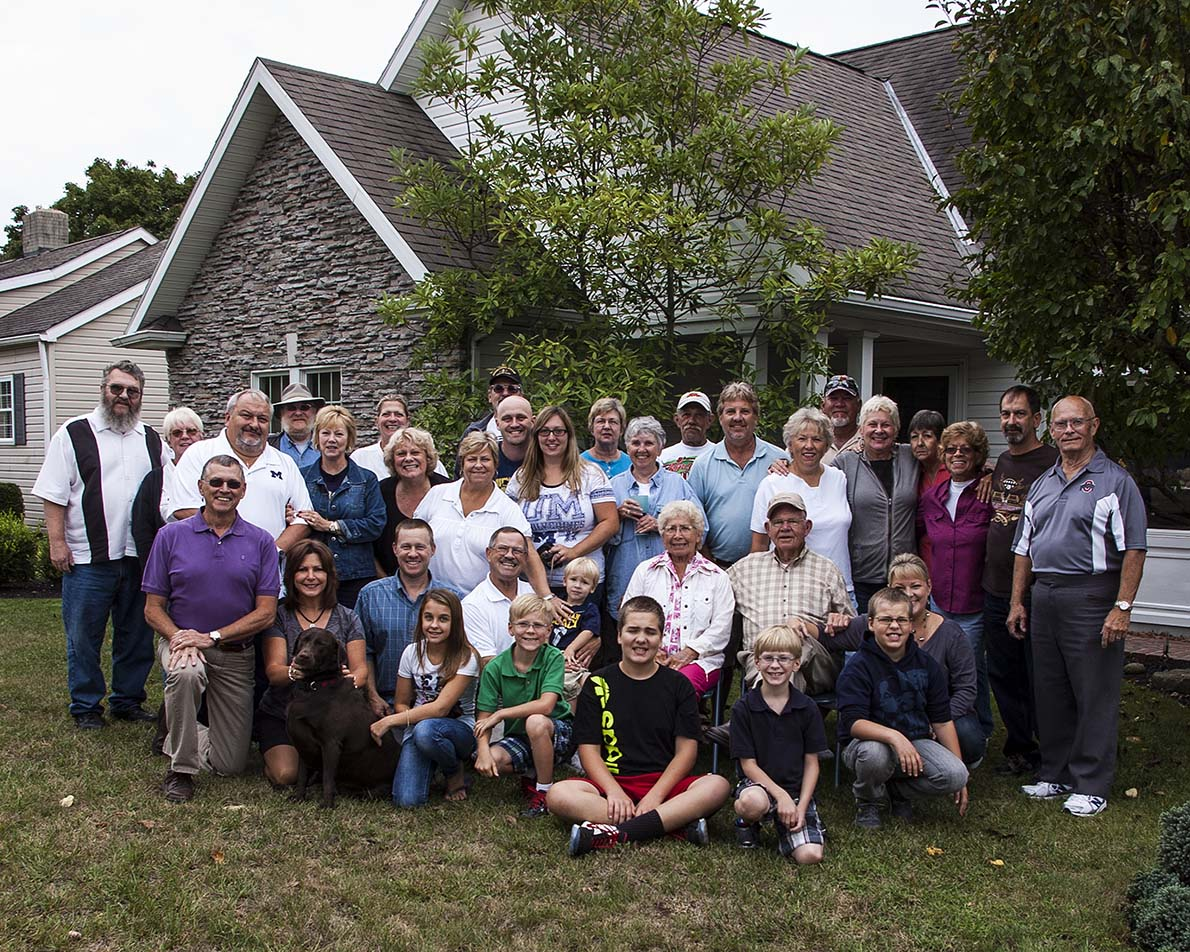 2012 Kniceley Reunion
